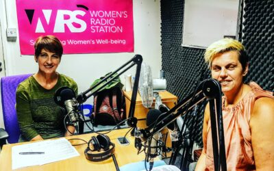 Ginny Bowbrick – Anna's guest on Women's Radio