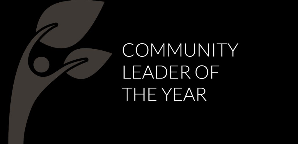 Leader of the year