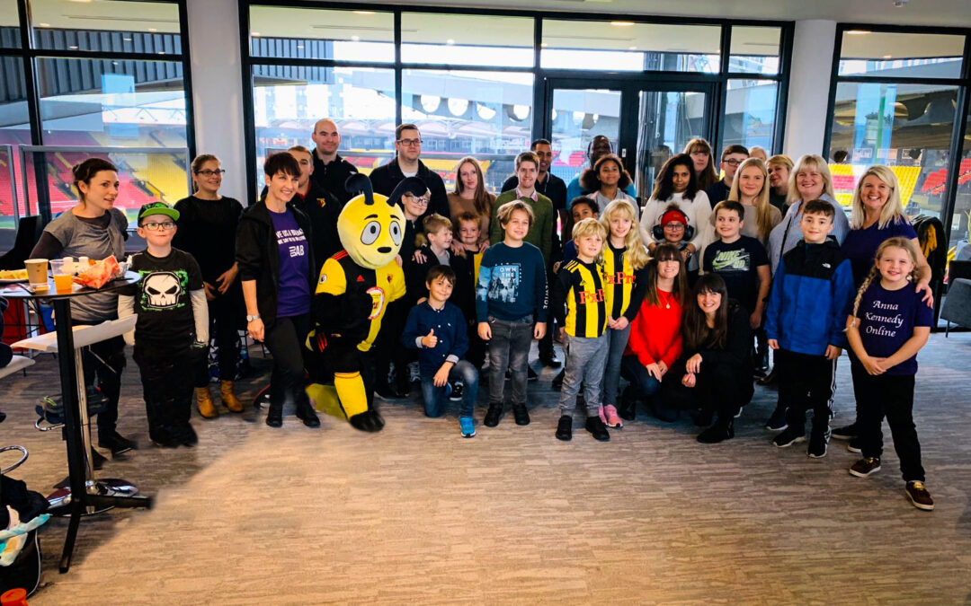 Hornets Host Autism Fun Day