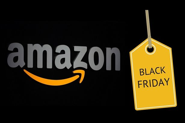 Amazon Smile Black Friday – Support AKO