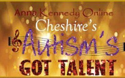 Autism's Got Talent Cheshire roadshow- apply now!