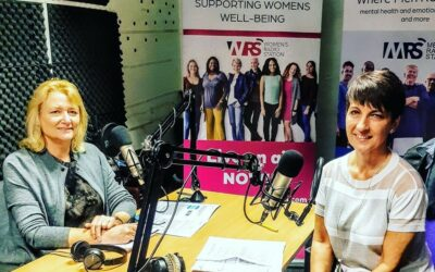 Anna's guest on Women's Radio – Nicola Murgatroyd Interview