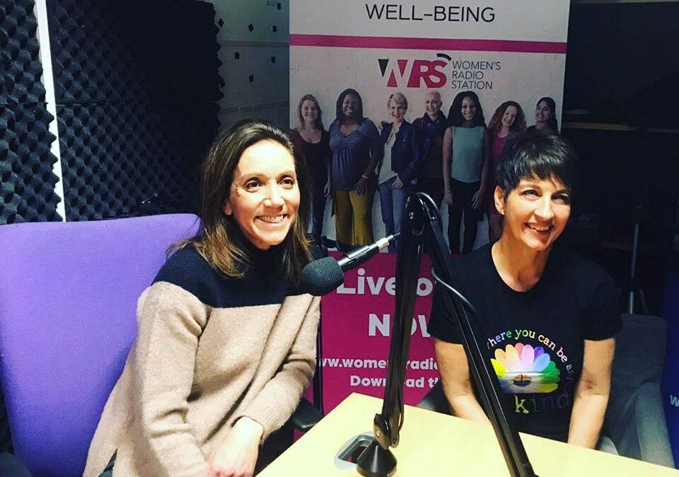 Lisha Rooney talks Autism and Shakespeare to Anna Kennedy OBE on Womens Radio Station