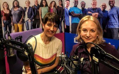 Anna Kennedy OBE interviews Ali Golding and Bryher Scudamore