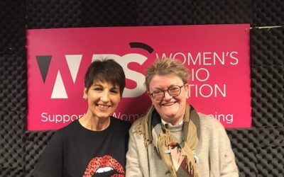 Dr Carol Stott speaks Autism: Courts and Tribunals on Womens Radio Station