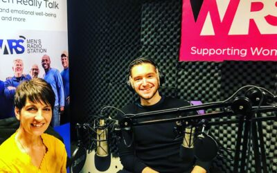 Thomas Henley Commonwealth Gold Medallist speaks to Anna Kennedy OBE on Womens Radio Station