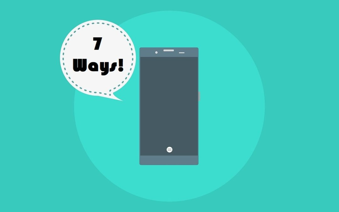 7 Ways you can get more mobile users