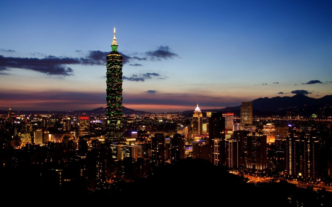 The Man Leading the Technological Future of Taiwan
