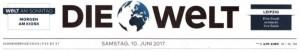Die Welt 9 June 2017 3