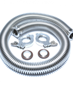 KF25 Stainless Steel Hose Kit
