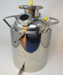 1 Piece 500g jacketed Tank