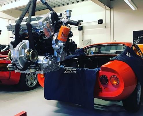 Dino Engine rebuild