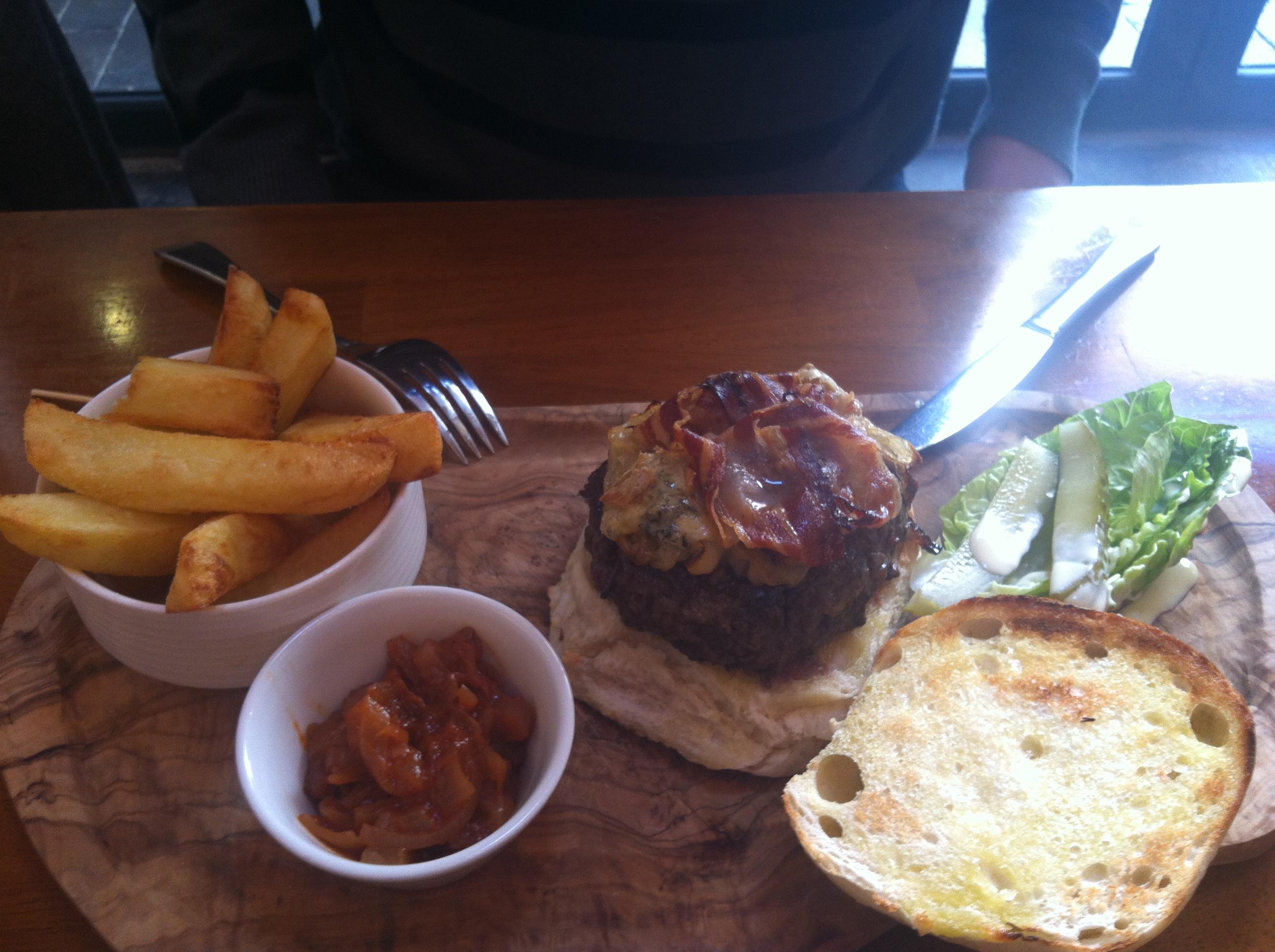 Loxley's Gourmet Burger