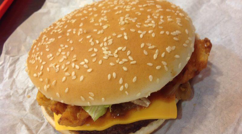 Burger King Winter Whopper