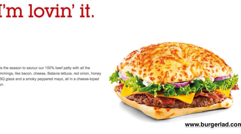 McDonald's Festive Deluxe