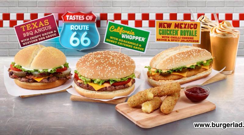 Burger King California Whopper