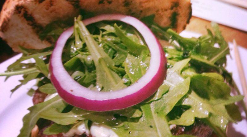 GBK Persian Lamb Burger