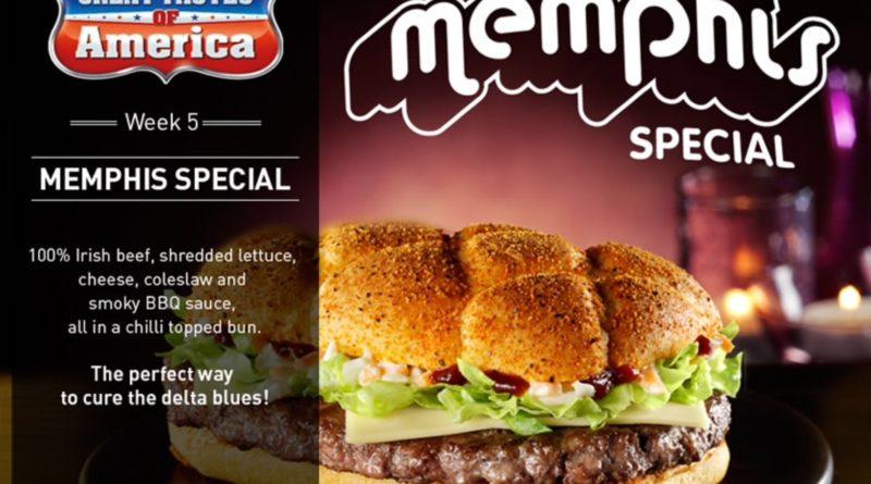 McDonald's Memphis Special