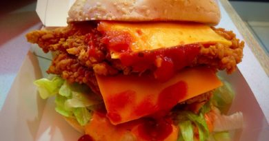 KFC Zinger Stacker