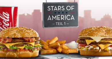 McD Germany Stars of America