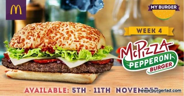 McPizza Pepperoni
