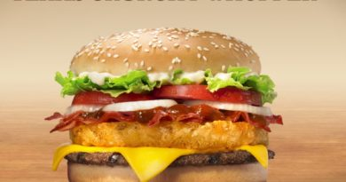 Burger King Texas Crunchy Whopper