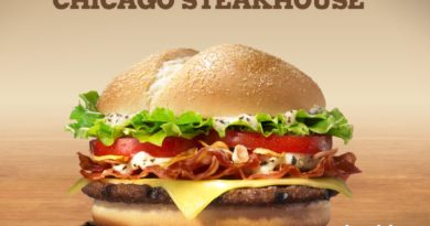 Burger King Chicago Steakhouse
