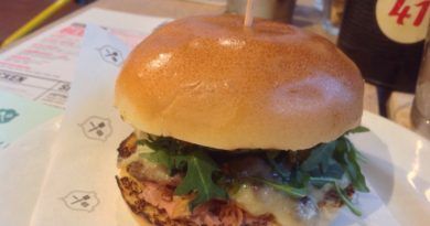 GBK Duck Confit Burger