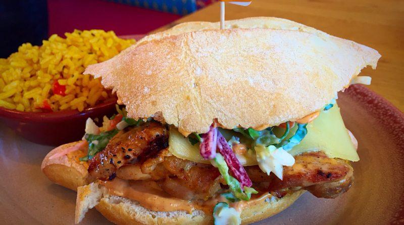 Churrasco Thigh Burger