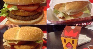 Burger King Eurotrip 2015
