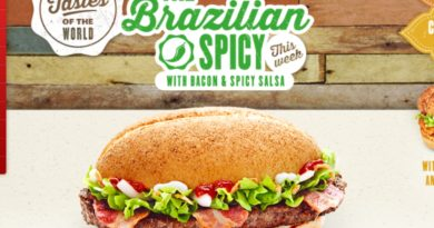 McDonald's Brazilian Spicy