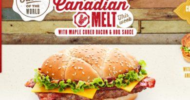 McDonald's Canadian Melt