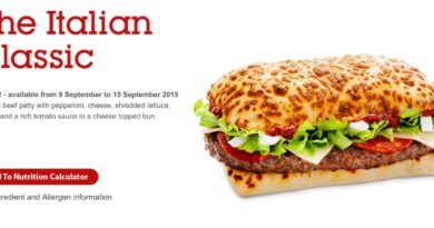 McDonald's Italian Classic