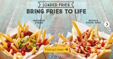 McDonald's Loaded Fries