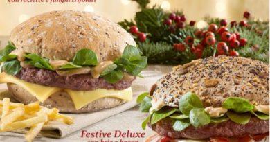 McDonald's Italy Festive Menu