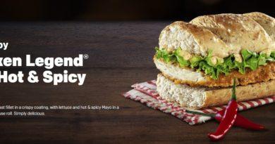 McDonald's Chicken Legend