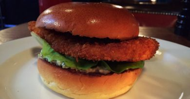Hawksmoor - Fish Burger