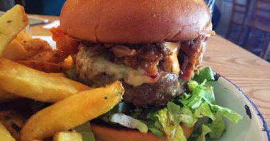 Honest Burgers Ribman