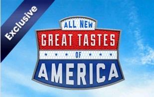 Great Tastes of America 2016