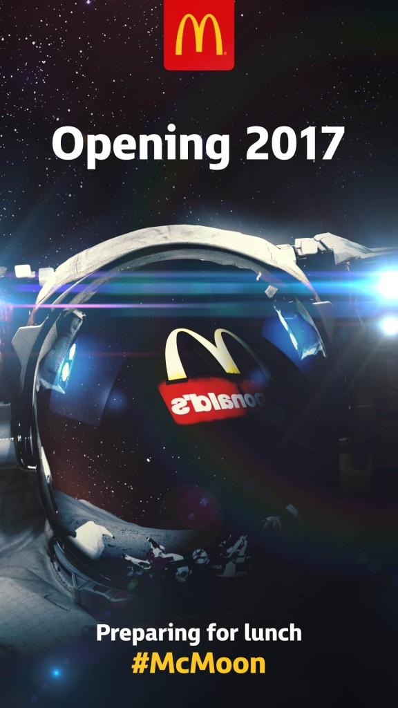 McDonald's McMoon