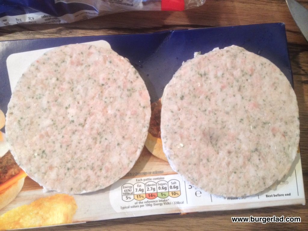Tesco Sausage Patties
