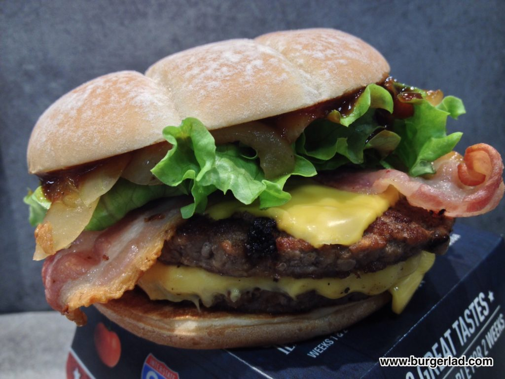 McDonald's Tennessee Stack