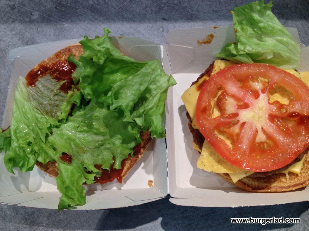 McDonald';s Tex Mex Stack