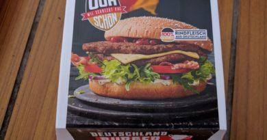 McDonald's Deutschland Burger