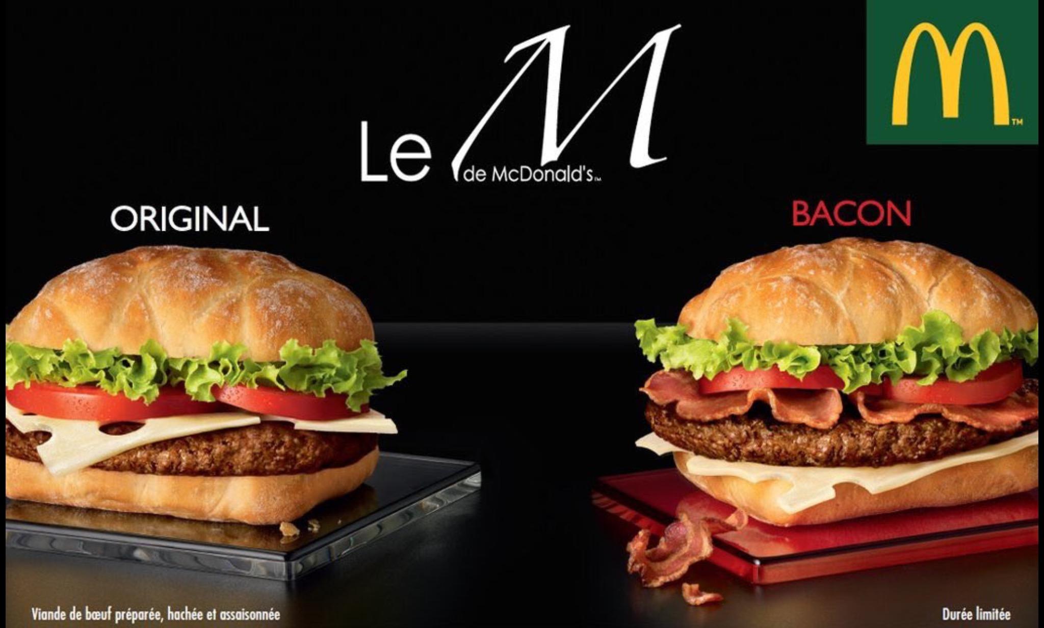Le M™ Bacon