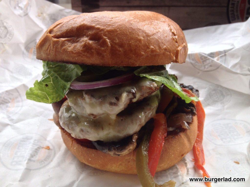 The Burger Priest