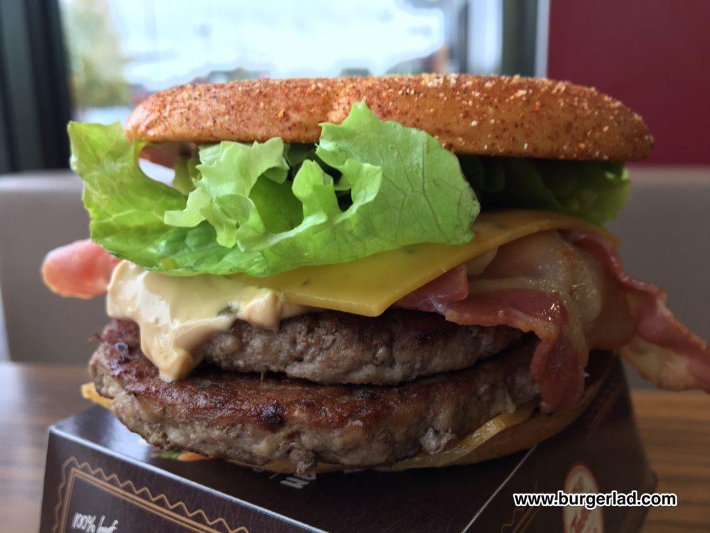 McDonald's Mexican Stack