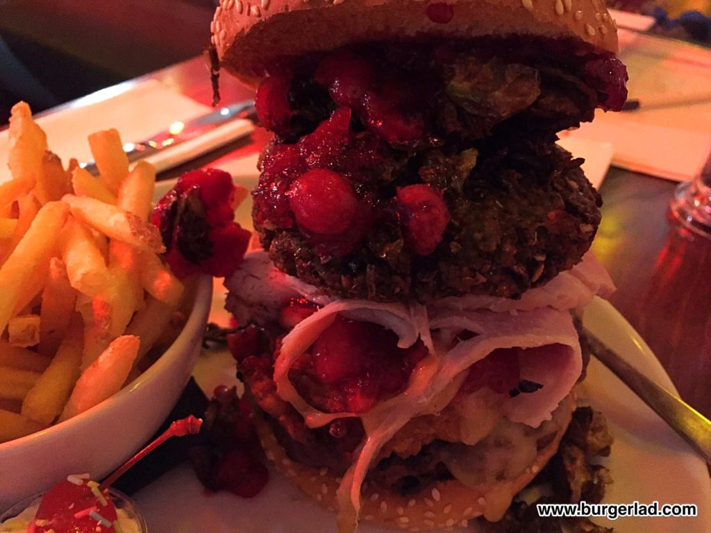 Solita Christmas Burger 2016