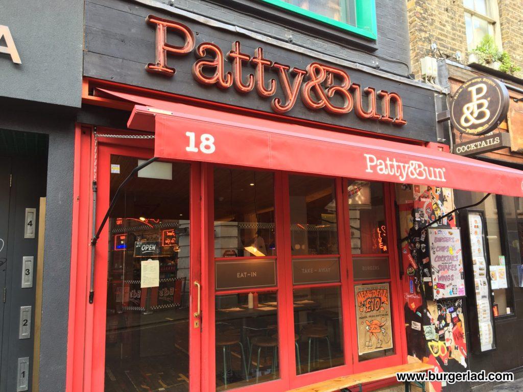 Patty & Bun - Take it on the Shin Burger Review