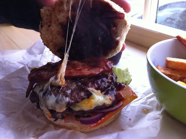 Real Burger Cheltenham